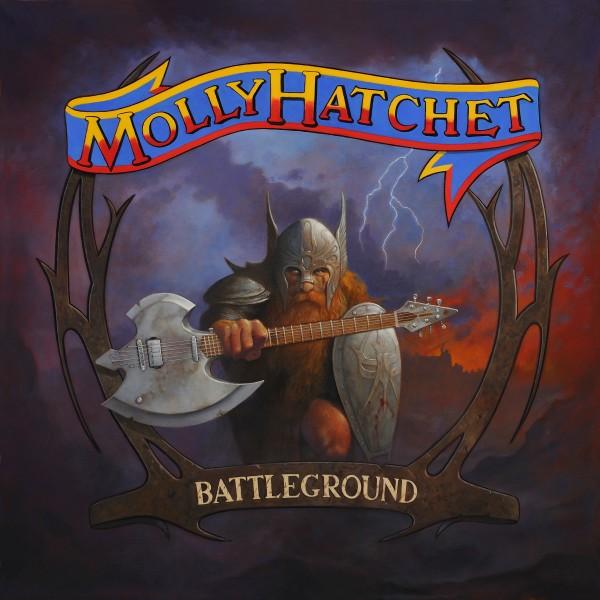 MOLLY HATCHET - Battleground Tour 2019 + Support