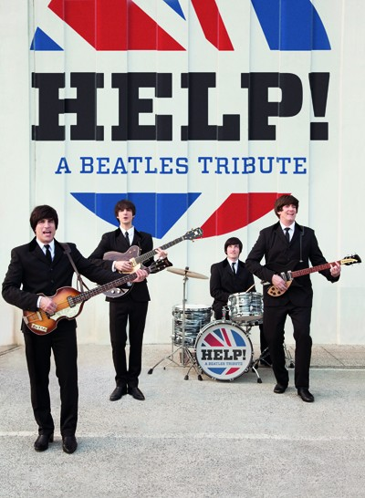 HELP! - A Beatles Tribute-2018