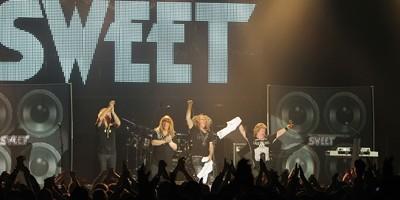 SWEET - 50th Anniversary Tour 2018