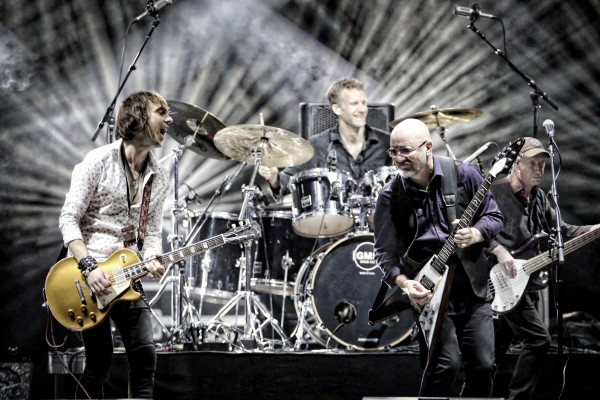 WISHBONE ASH - XLIX - Tour 2019