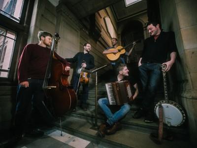 DALLAHAN - Celtic Folk & Scottish Soul meet Puszta & Balkan