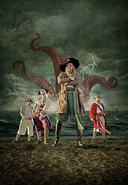 MR. HURLEY & DIE PULVERAFFEN - Leviathan Tour - verschoben auf den 25.02.2021