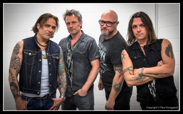 MIKE TRAMP & BAND OF BROTHERS 2018