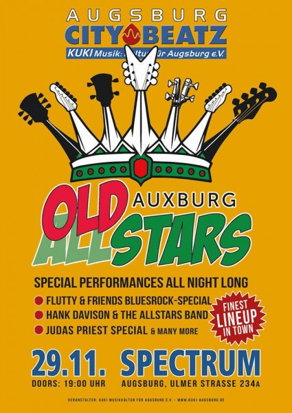 AUXBURG ALL (OLD) STARS