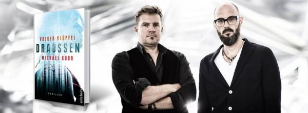 KLÜPFEL UND KOBR - Die Thriller Tour - verschoben auf den 07.10.2021