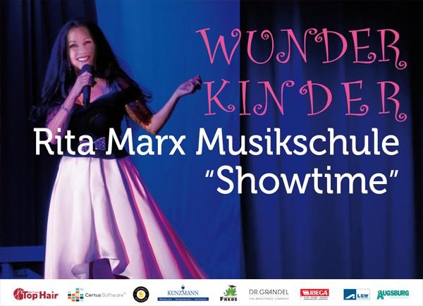 Rita Marx Musikschule - WUNDERKINDER - Showtime