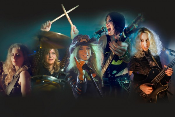 SHE´S GOT BALLS - Ladies Tribute to AC/DC - After Show Classic Rock Night Party
