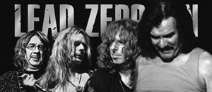 LEAD ZEPPELIN - Led Zeppelin Tribute Band-2017