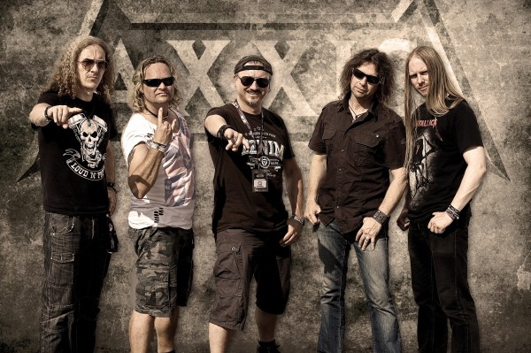 AXXIS - Monster Hero Tour 2018 + special guest