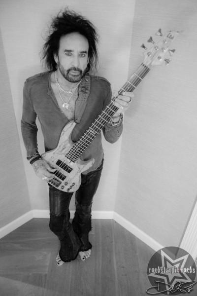 MARCO MENDOZA (Thin Lizzy - The Dead Daisies - Whitesnake) Viva La Rock 2019 Tour + Support