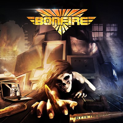 BONFIRE - European Byte The Bullet Tour 2017 + Support: Sons of Sounds