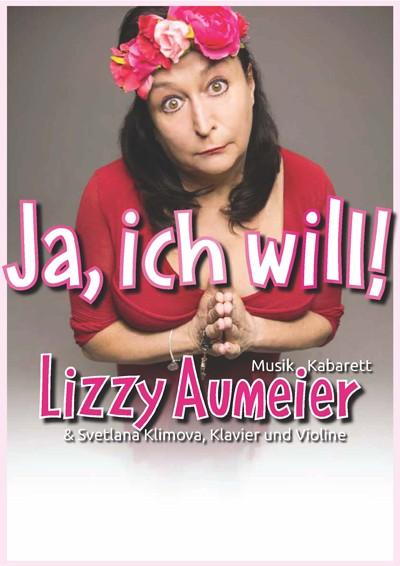 """LIZZY AUMEIER - """"Ja ich will"""""""