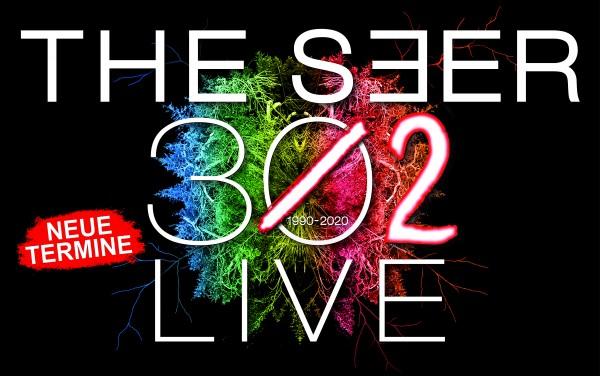 THE SEER 30 LIVE - Heimspielticket 12.05.2022