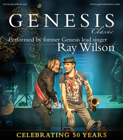 """RAY WILSON - Genesis Classic- """"Celebrating 50 Years"""