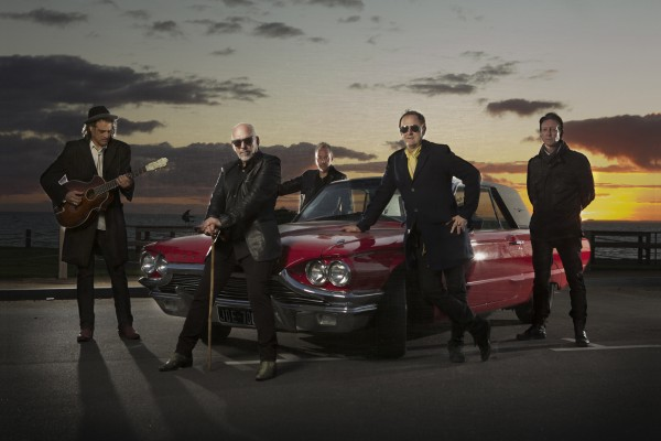 THE BLACK SORROWS - Tour 2018