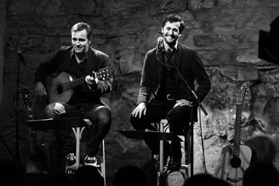 DA BILLI JEAN IS NED MEI BUA - Liederabend mit Stefan Leonhardsberger & Martin Schmid - Oktober