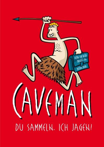 CAVEMAN mit Karsten Kaie - verschoben auf den 12.11.2020