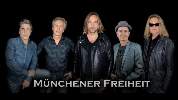 MÜNCHENER FREIHEIT - Live