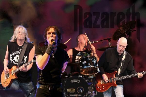 NAZARETH - Tour 2018 + Support: Luke Gasser