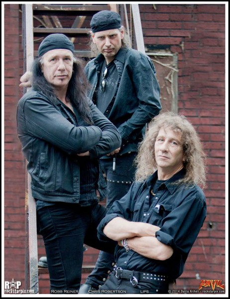 ANVIL - 40 Years Of Pounding The Pavement Tour 2018 + Support: Neonfly