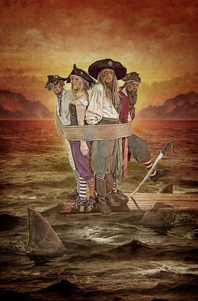 MR. HURLEY & DIE PULVERAFFEN - Seemannsgrab Tour + Special Guest