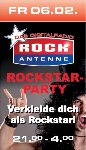 ROCKSTAR PARTY - Verkleide dich als Rockstar