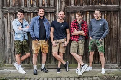 D`HUNDSKRIPPLN - verschoben auf den 25.11.2021 | November (2020) |  Ticketshop - Spectrum Club Augsburg