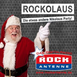 ROCKOLAUS - Die etwas andere Nikolaus Party by ROCK ANTENNE