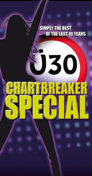 Ü 30 CHARTBREAKER SPECIAL - mit DJ H2O-LEE
