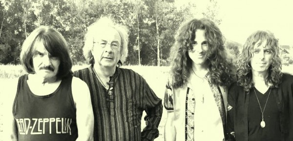 LEAD ZEPPELIN - Led Zeppelin Tribute Band-verschoben auf den 03.03.2022