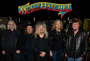 MOLLY HATCHET - Tour 2021