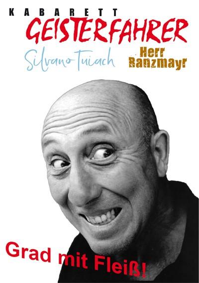 "KABARETT GEISTERFAHRER - ""Grad mit Fleiß!"" 07.11.2021"