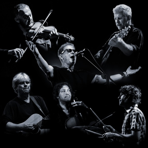 OYSTERBAND - All That way For This Tour 2020