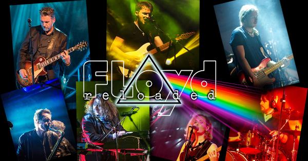 FLOYD RELOADED - A Pink Floyd Show - verschoben auf 2019