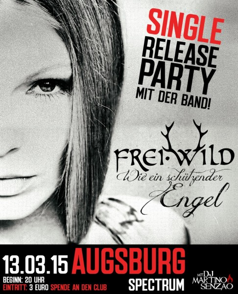 Single Release Party mit der Band FREI.WILD
