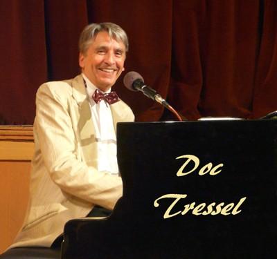 MEDIZYNISCHES KABARETT verschreibungspflichtige Chansons rezeptiert von DOC TRESSEL-Oktober
