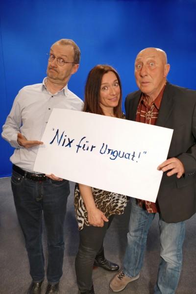 HERR UND FRAU BRAUN & KABARETT GEISTERFAHRER - Nix für unguat-Nov