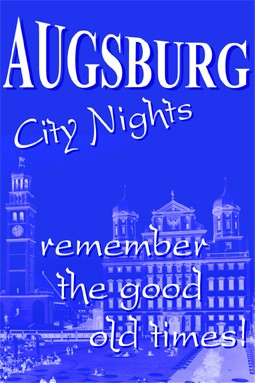 AUGSBURG CITY NIGHTS - ABGESAGT!!!
