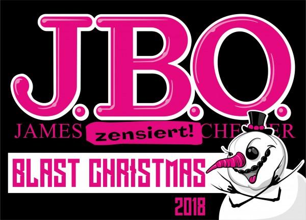 J.B.O. - Blast Christmas Tour 2018 - ausverkauft