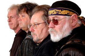 CREEDENCE CLEARWATER REVIVED - Double Anniversary Tour 2017 - 50 years CCR Music / 20 years jubilee