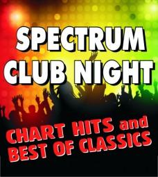 SPECTRUM CLUB NIGHT MIT FRANKY