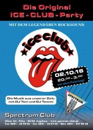 Die Original ICE-Club-Party