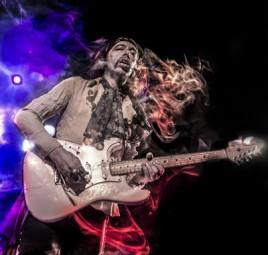 RANDY HANSEN - The Music of Jimi Hendrix - European Tour 2016