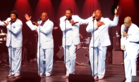 THE TEMPTATIONS REVIEW feat. Glenn Leonard - Motown Gold Greatest Hits Tour 2016