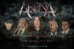 ARENA - 20th Anniversary Tour - The Unquiet Sky