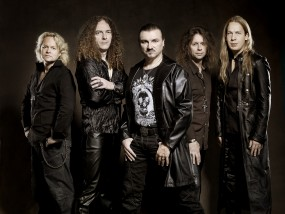 AXXIS + Support - Living The Dream Tour 2015
