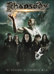 LUCA TURILLI´S RHAPSODY - Prometheus Cinematic Tour 2016 + Support: Temperance & Qantice