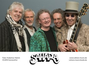 SAHARA - Live in Concert