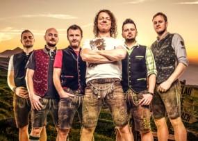 TROGLAUER BUAM - Heavy Volxmusic + Support: Gringo Bavaria